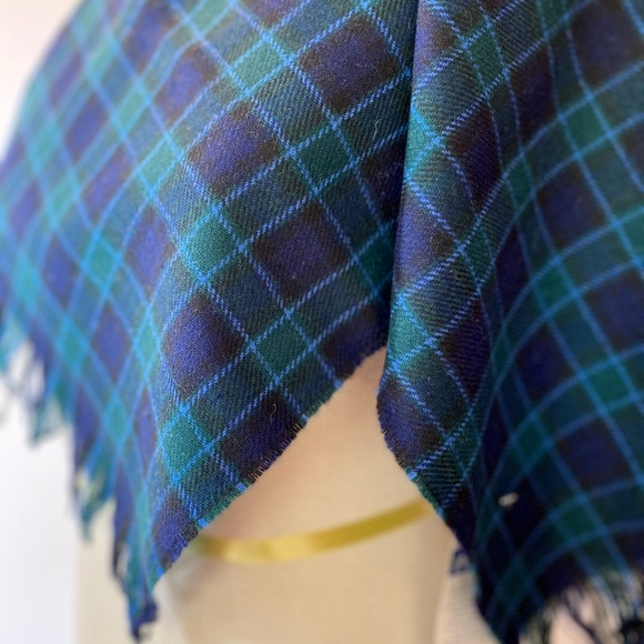 Pendleton Accessories - Pendleton Vintage Plaid 100% Virgin Wool Scarf NWT